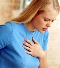 Боль в груди -симптом