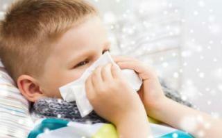 Детский спрей для носа от насморка, как правильно выбирать?