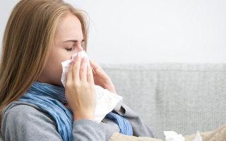 Сильный насморк и чихание без температуры: что делать, можно ли лечить дома?