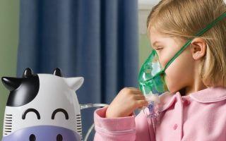Какие ннгаляции делать при пневмонии