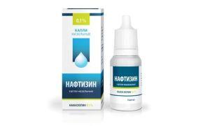 6 побочных эффектов капель в нос нафтизин, как применять?