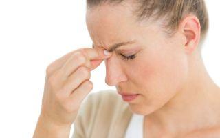 5 причин крови в соплях при гайморите, и др особенности