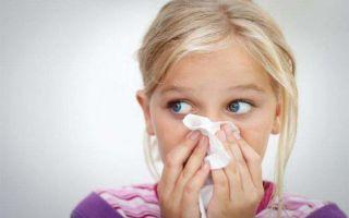 Лечение гайморита в дома у детей — 6 опасных последствий