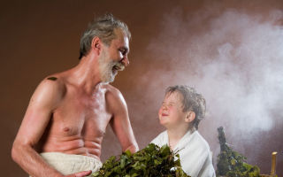 Польза и вред бани при гайморите, можно ли посещать?