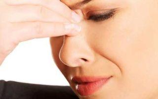 3 осложнения при лечение синусита — формы и симптомы
