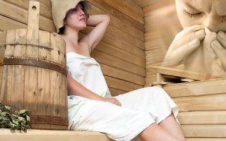 Баня и насморк — когда можно и нельзя посещать парную?
