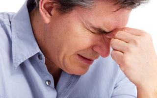 Болит переносица и лоб без насморка — что за болезнь?