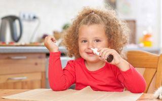 Как правильно выбирать и закапывать капли в нос для детей