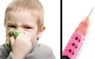 Можно ли делать прививку акдс при насморке, чем опасна бывает манту?
