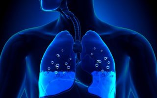 Чем опасна жидкость в лёгких при малом гидротораксе?