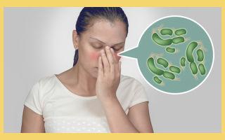 12 рекомендаций, чтобы не заразиться синуситом