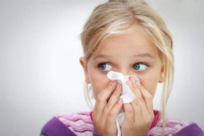 Гайморит у детей симптомы и лечение народными средствами